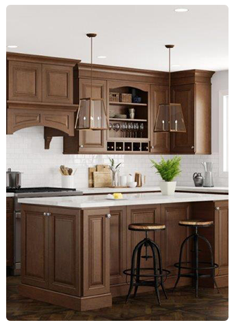 Kitchen, Bathroom Cabinets - Muskegon, MI | Cabinet Headquarters